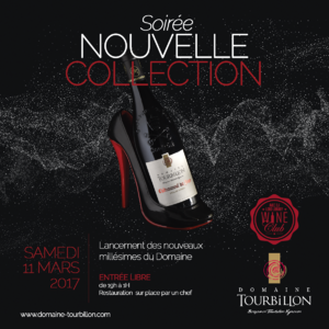 SOIREE NOUVELLE COLLECTION