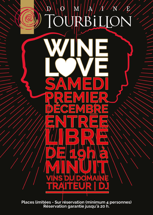 WINE LOVE - 2e EDITION !